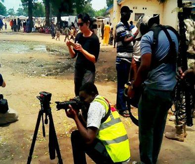 a trip to bama bornu state nigeria